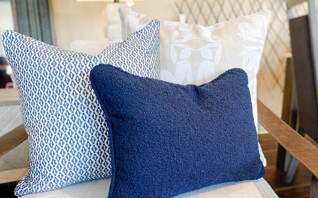 How to Get Extra Fluffy Throw Pillows